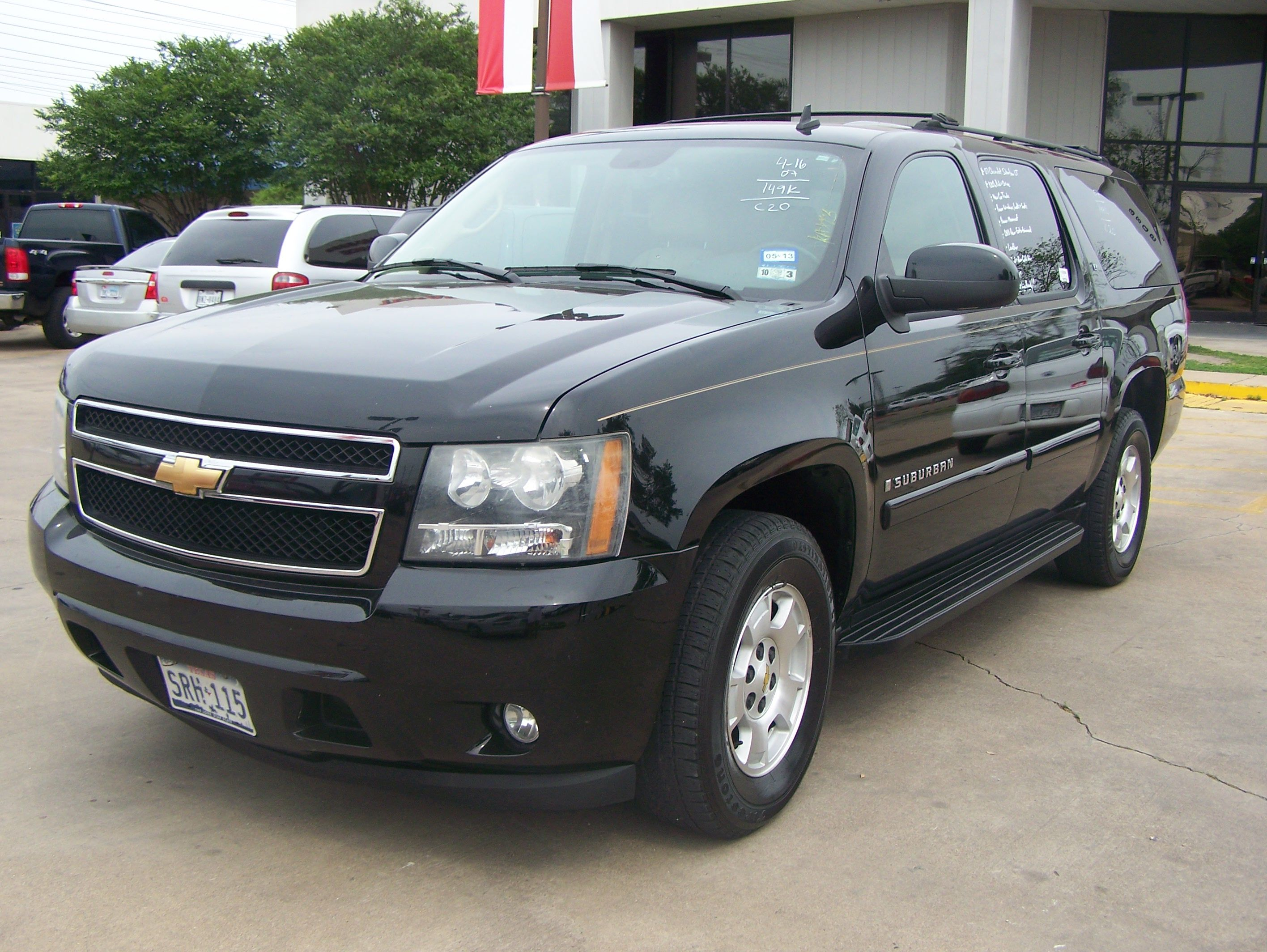 Buy A Used Car From Texas Auto Center Chevy Suburban Used