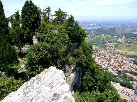 San Marino Nature Park, Italy