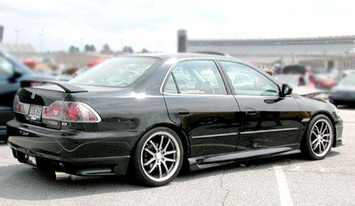 Honda Accord Honda Accord Custom Honda Accord Coupe