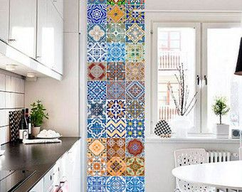 portuguese tiles azulejos tile decals tile stickers. Black Bedroom Furniture Sets. Home Design Ideas