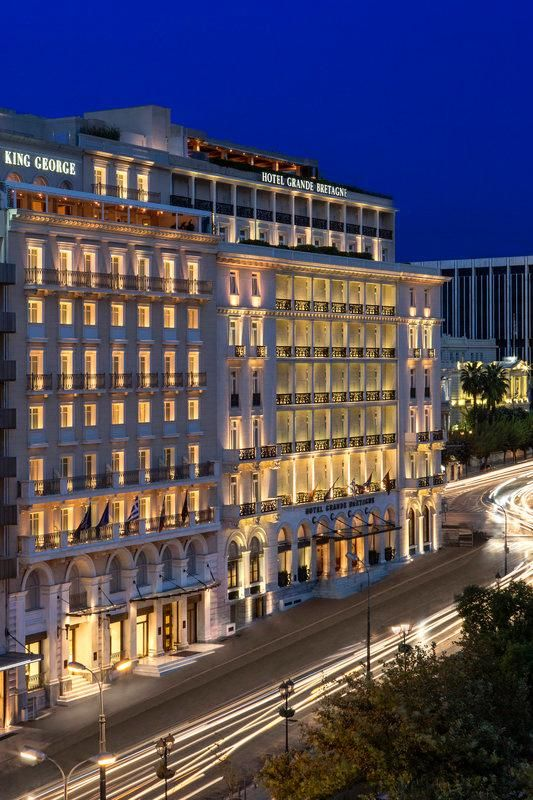 Book King George A Luxury Collection Hotel Athens On Tripadvisor See 439 Traveler