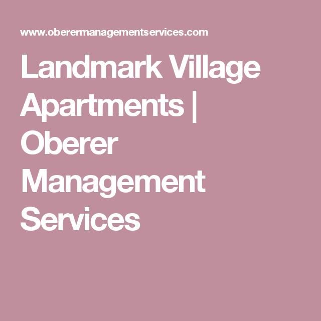 Landmark Village Apartments