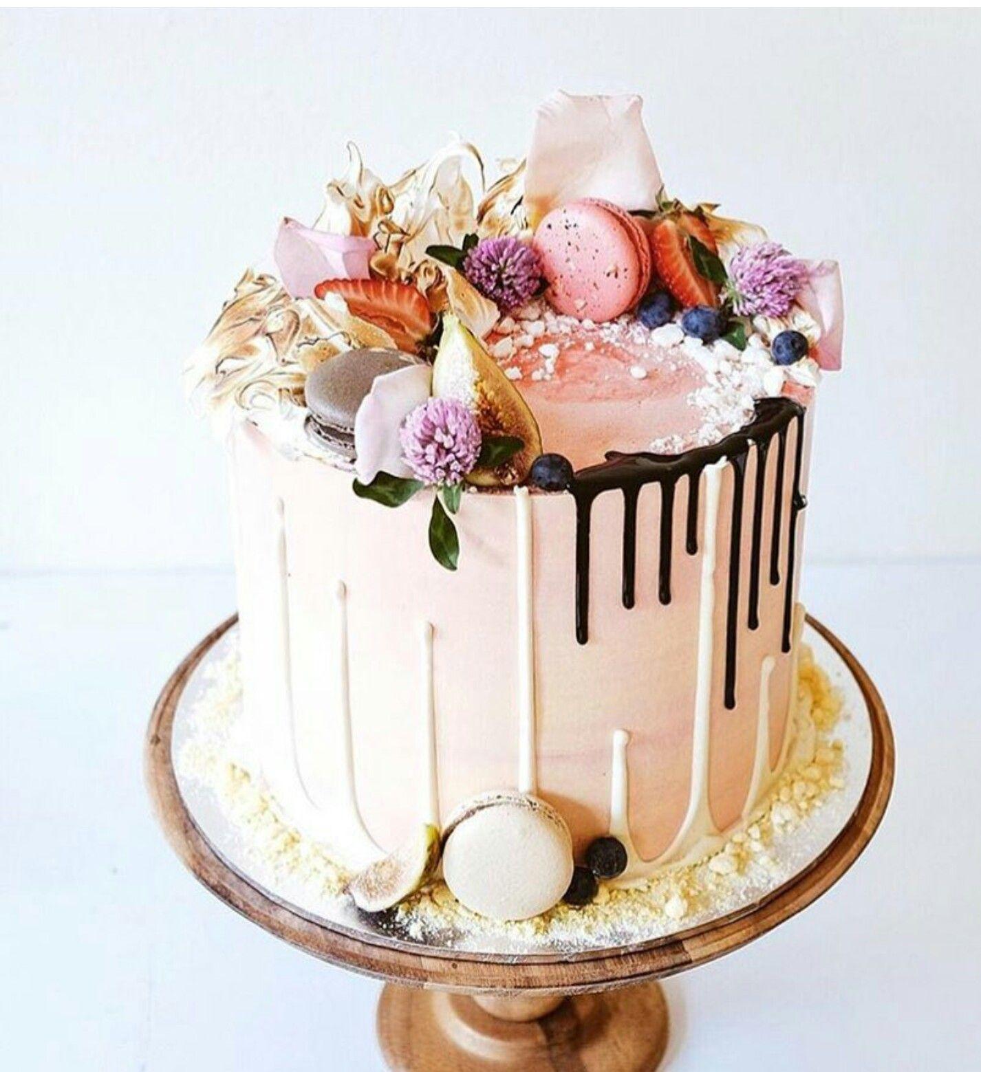 Kreative Hochzeitstorten, Kreativen Kuchen, Kuchen Dekorieren Tipps,  Schokolade Tropf Kuchen, Weiße Schokolade, Amazing Cakes, Schöne Kuchen,  Kuchen ...
