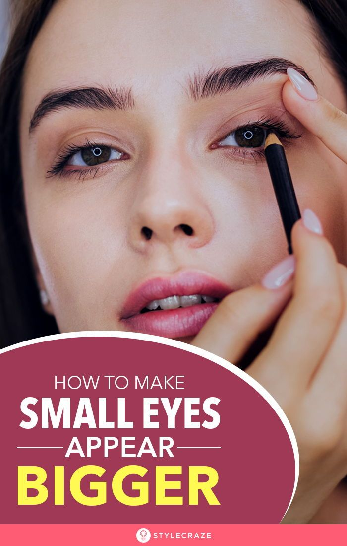Photo of 11 magische Make-up-Tricks, die Ihre kleinen Augen GRÖSSER aussehen lassen!