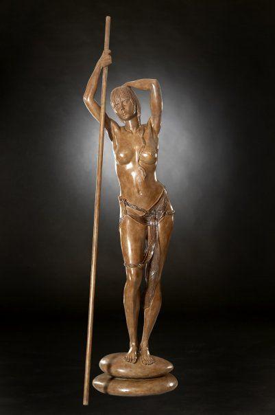 Marie Paule Deville Chabrolle 1952 Sculpture Art Sculpture