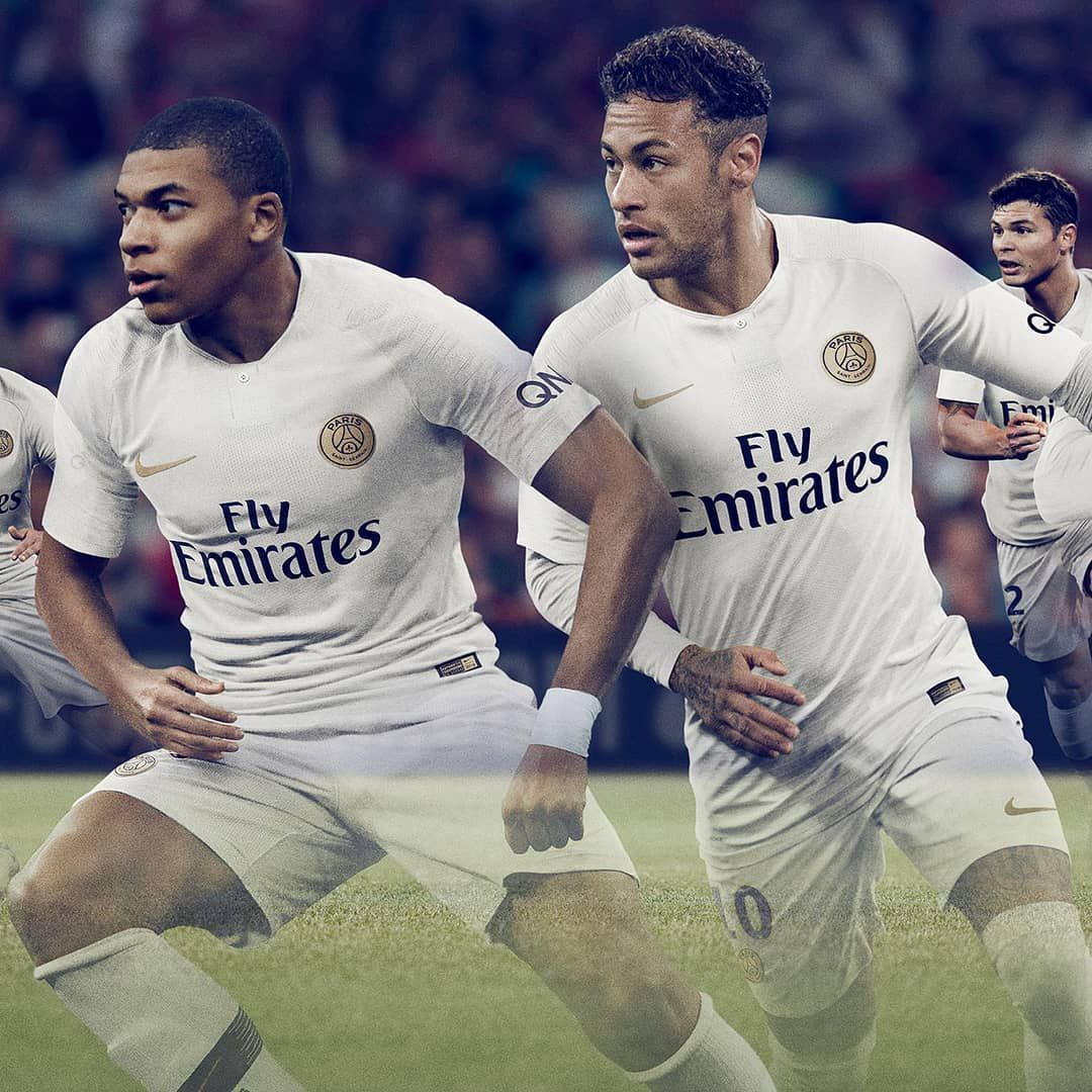 pretty nice 224c0 0a4c1 Rate @psg new away kit out of 10?! #PSG #Mbappe #Neymar ...