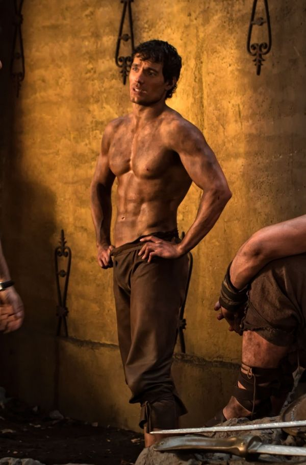 Henry Cavill would be the best actor to portray Lord ...
