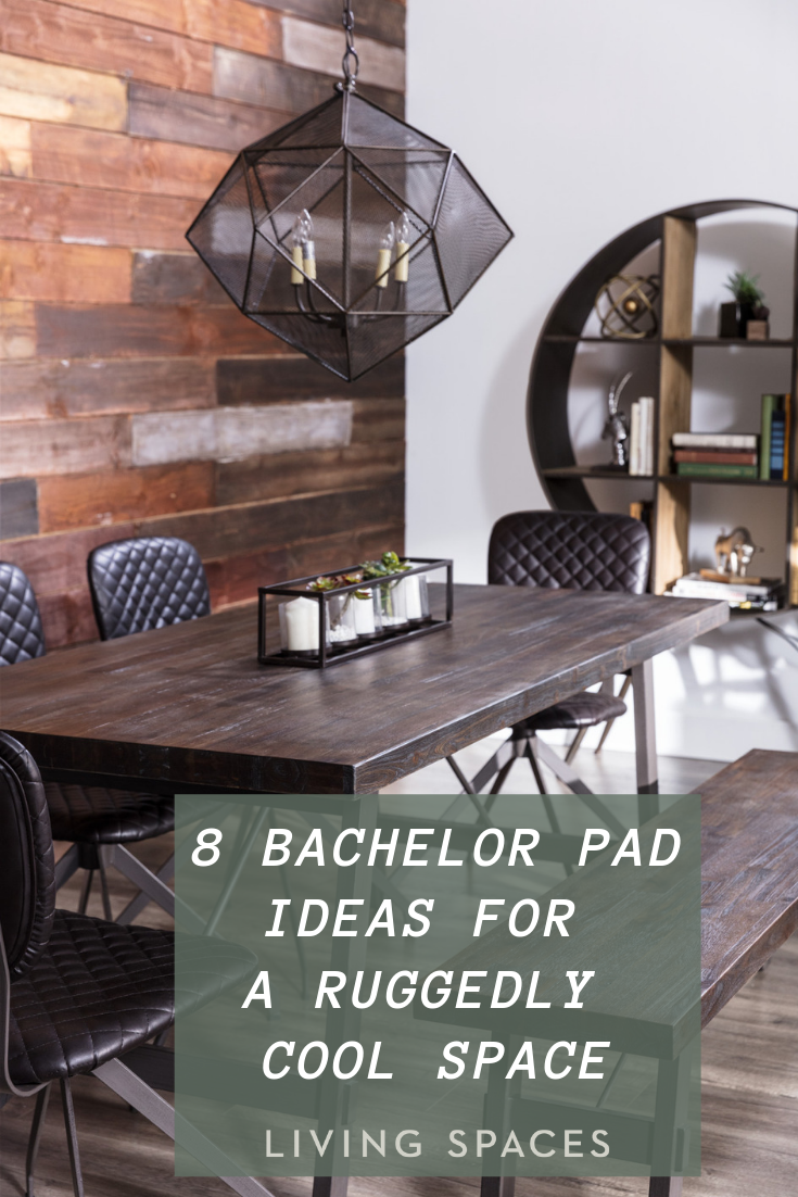 Best Eight Bachelor Pad Ideas For A Ruggedly Cool Space Bars 400 x 300