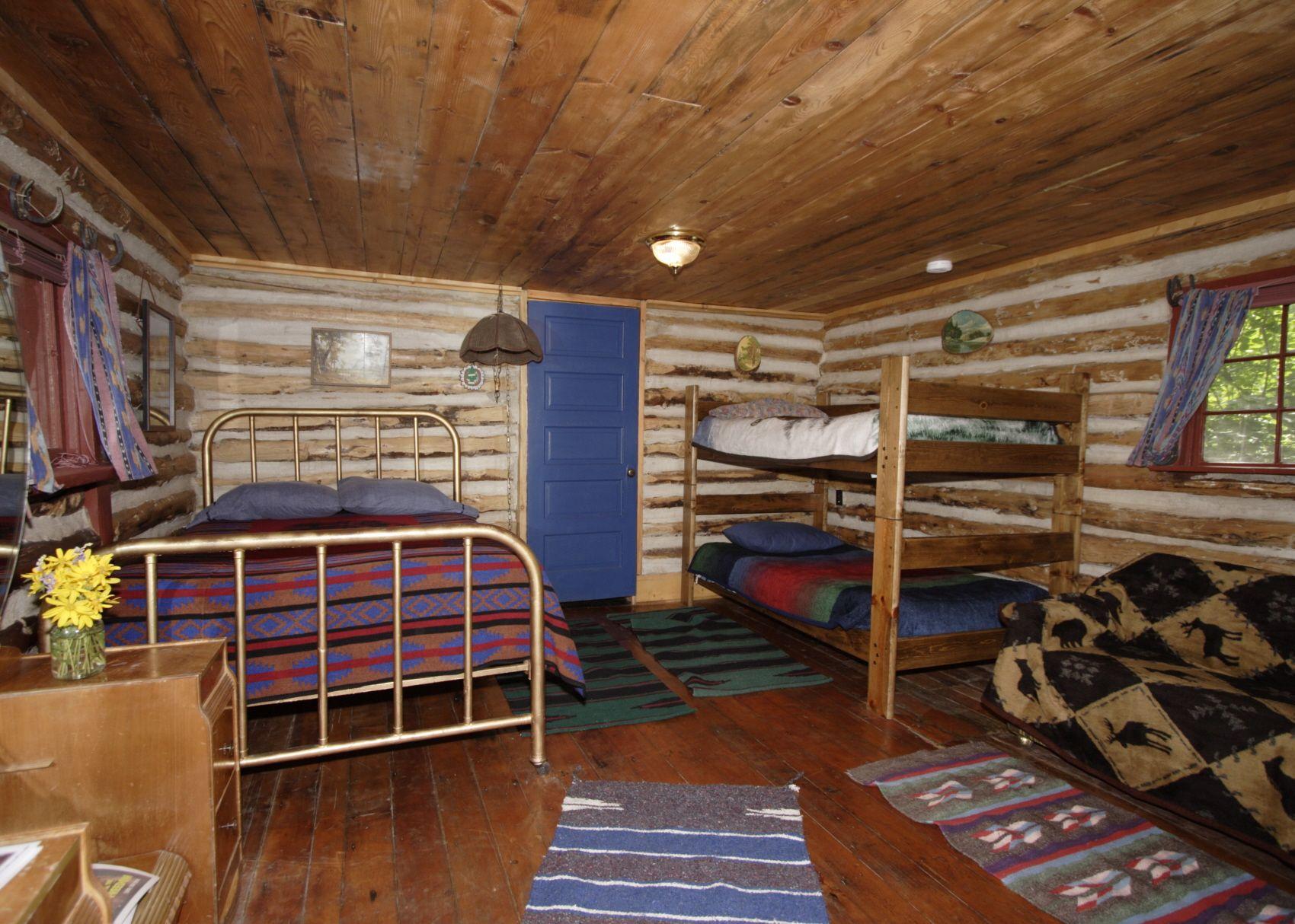 Rustic Interiors Rustic Cabin Interior Cabin Inspirations Rustic Pinterest Cabin