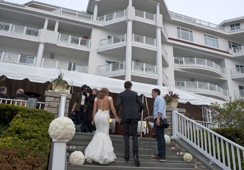Ginger Zee Wedding Www Francescobilotto Com Bloom Floral Design Wedding Photos Wedding Event Dresses Northern Michigan Weddings