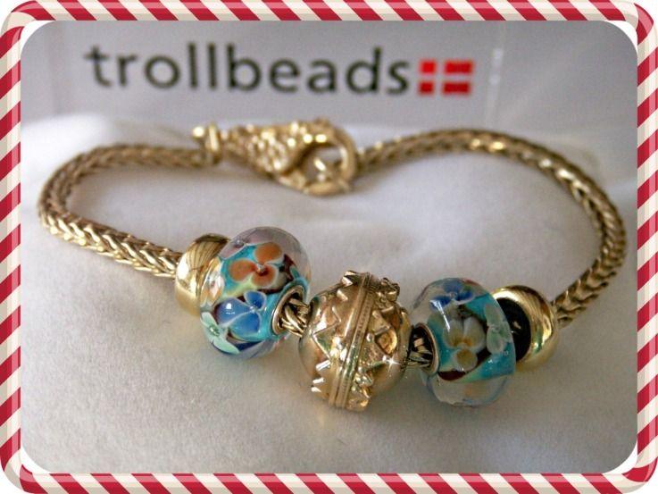 Today's bracelet.. - Trollbeads Gallery Forum
