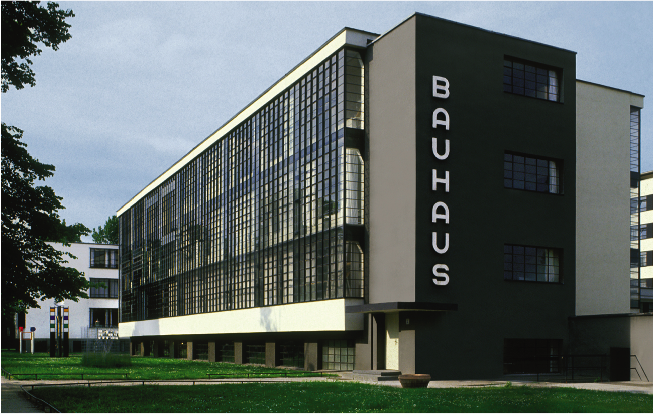 bauhaus walter gropius shop block the bauhaus dessau germany 1925 26 a place of. Black Bedroom Furniture Sets. Home Design Ideas