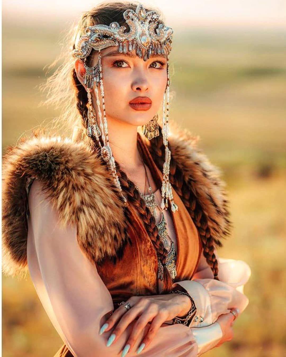 Girl kazakhstan Top
