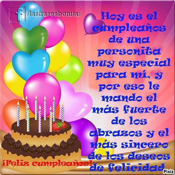 Mágicos Deseos De Feliz Cumpleaños Para Sobrinos Y Sobrinas