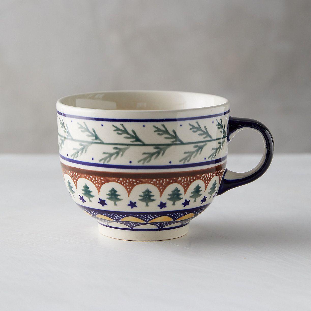 Evergreen Ceramic Mug #ceramicmugs
