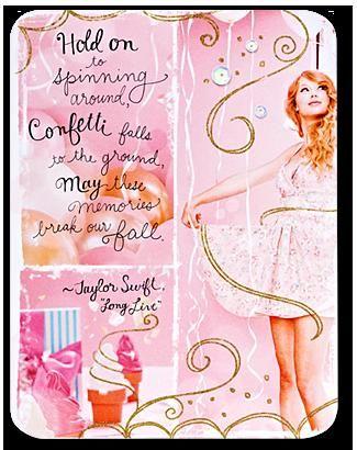 By Taylor Swift Taylor Swift Lyrics Taylor Swift Songs Taylor Swift Birthday Card