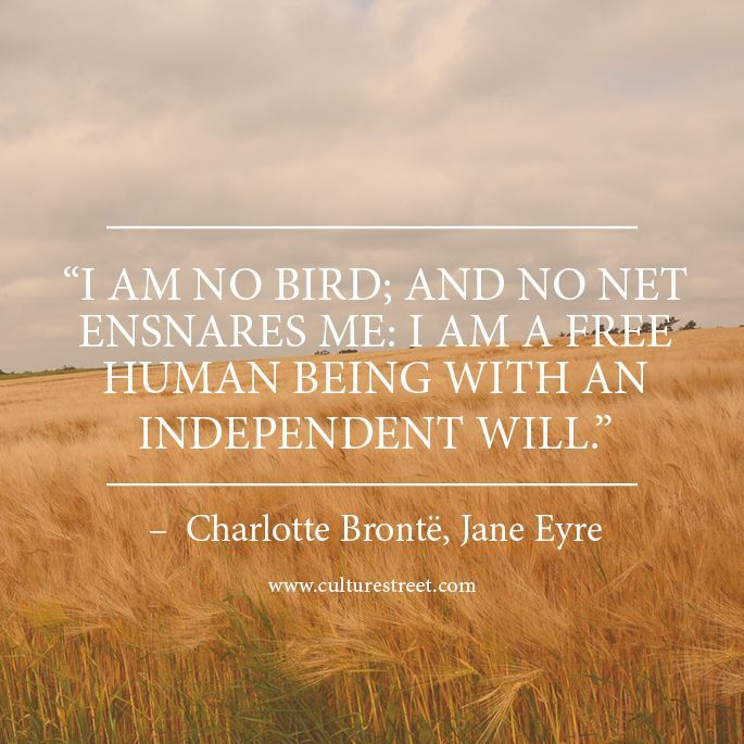 Image result for bronte free spirit quote
