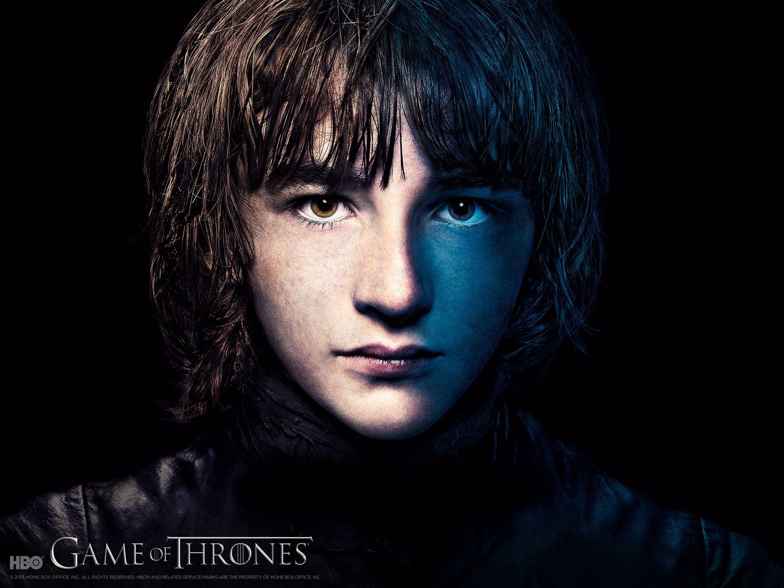 Isaac H. Wright as Bran Stark
