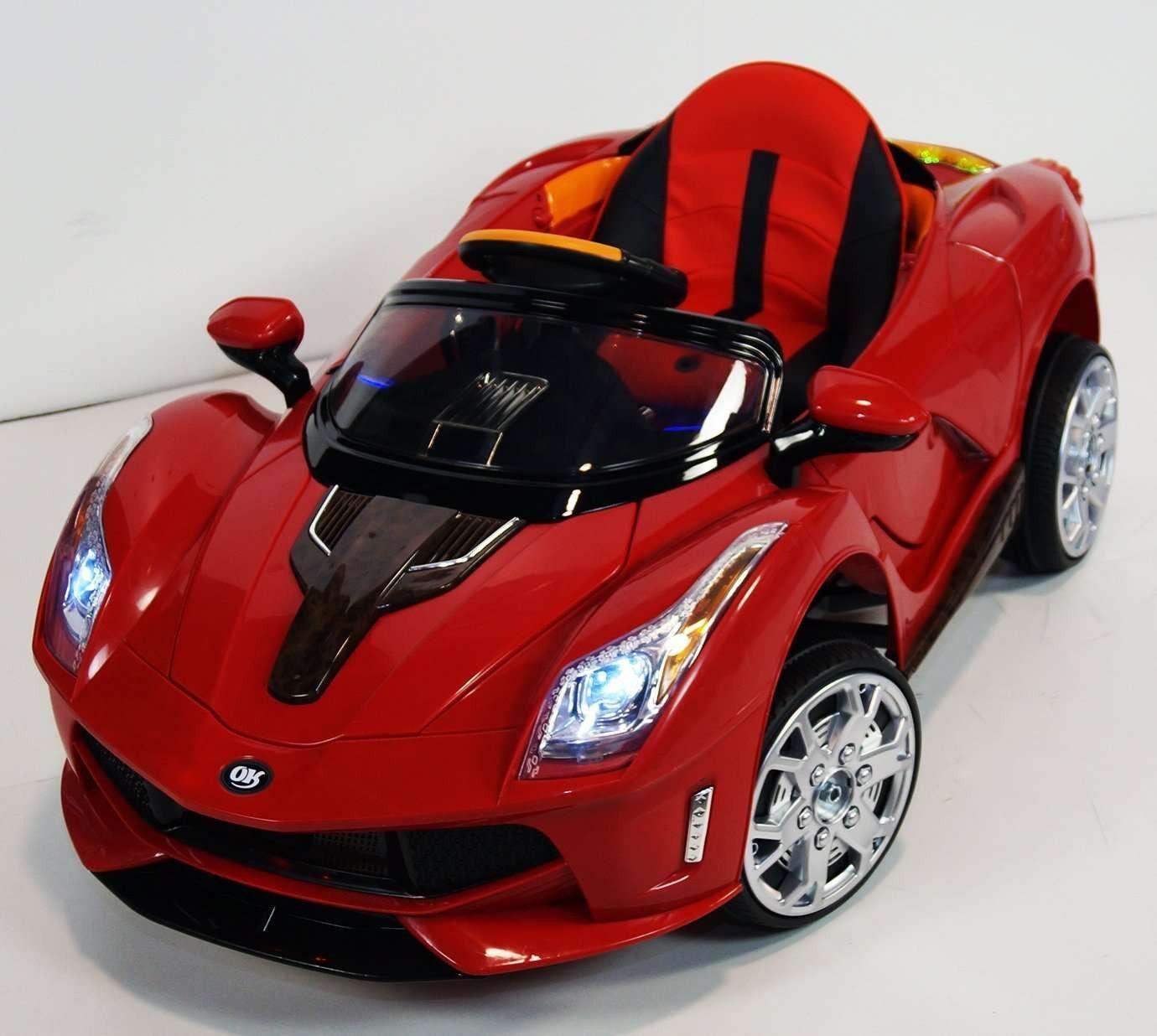 Mclaren P1 12v Power Wheel Ride On Super Car Parental: Super Ferrari Style Car