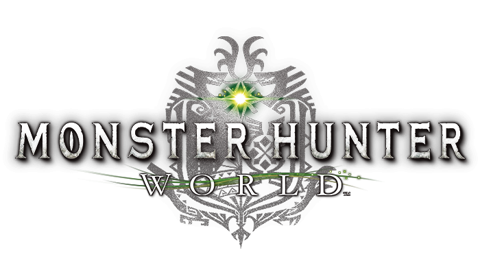 Afbeeldingsresultaat Voor Monster Hunter World Logo Png