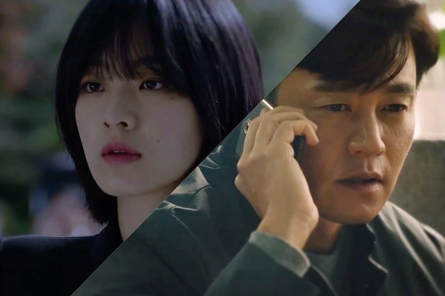 Watch: Lee Joo Young And Lee Seo Jin's Upcoming Drama Teases A Baffling Time-Warp Mystery In New Preview