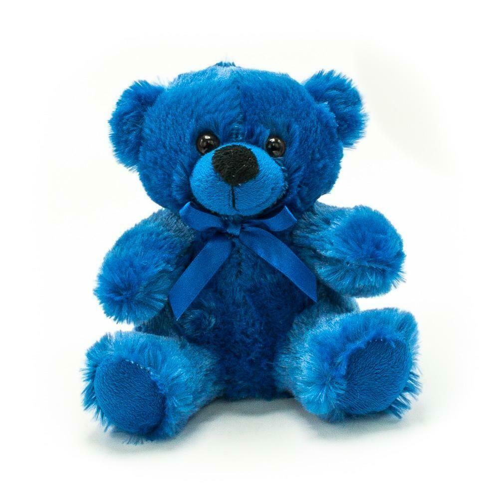 6 Royal Blue Plush Teddy Bear Stuffed Animal Toy Gift New In 2021 Teddy Bear Wallpaper Teddy Bear Images Teddy Bear Pictures [ 1000 x 1000 Pixel ]