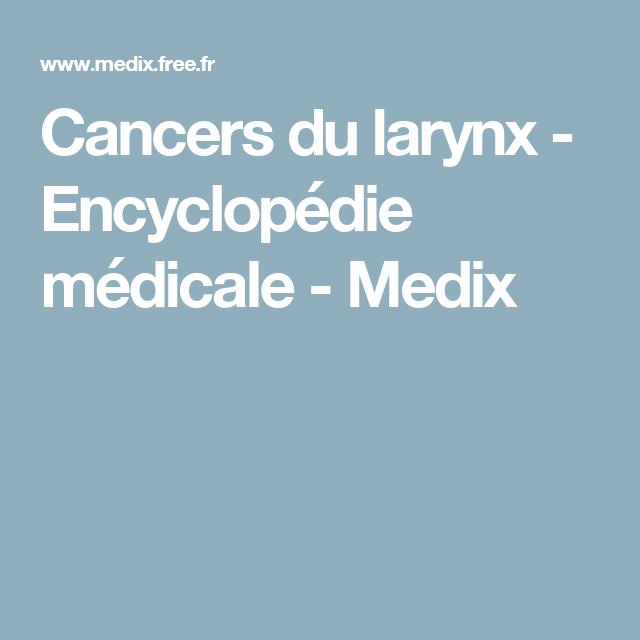 encyclopedie medicale medix