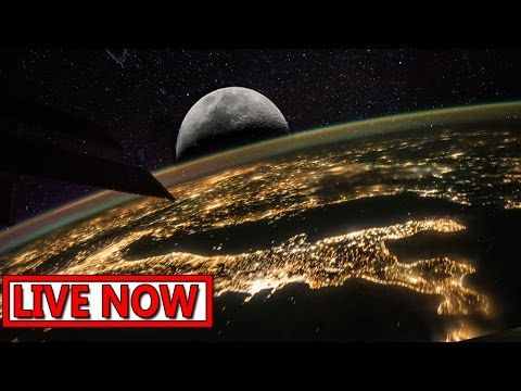Nasa Live Stream Earth From Space Live Feed Incredible Iss Live Stream Of Earth From Space Youtube Gives New M Earth From Space Nasa Earth Nasa Iss