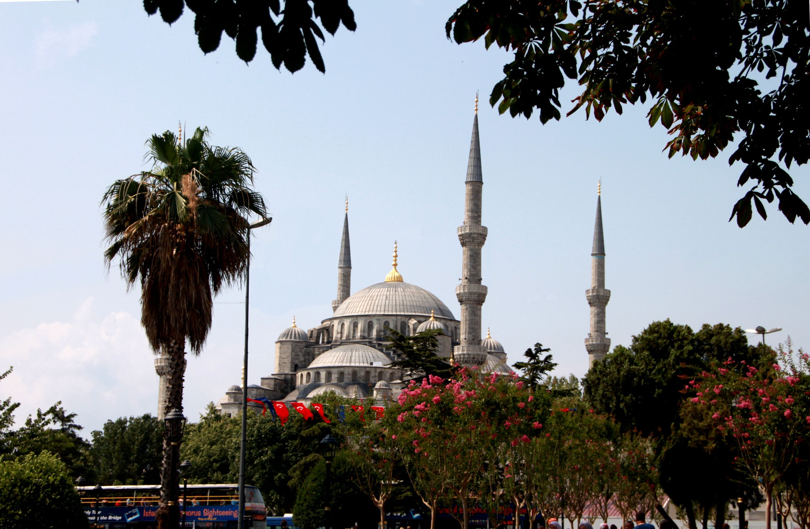 Istanbul Mosque, Turkish Architecture
