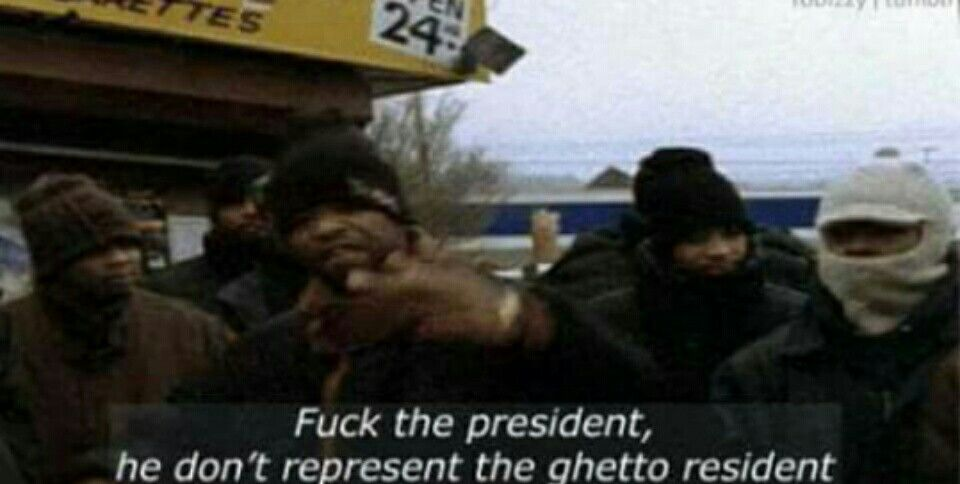 Fuck the president