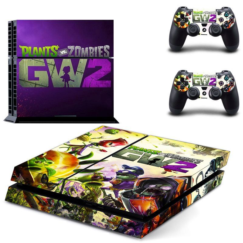 Video Games & Consoles Cod Zombies Wwii Sticker Console Decal Playstation 4 Controller Vinyl 1 Ps4 Skin