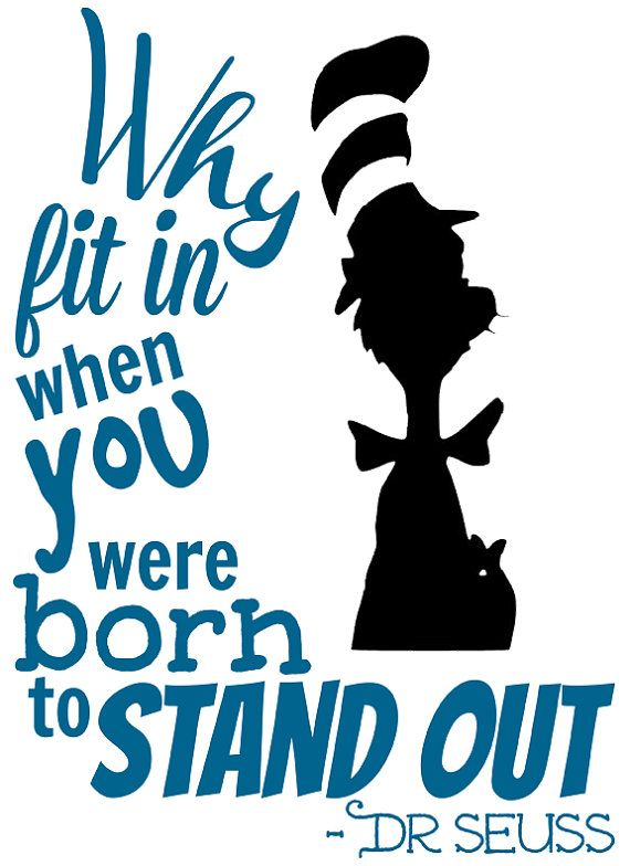 DR. Suess quote digital download instant by