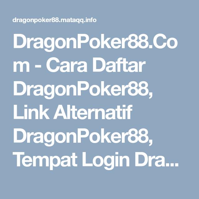 Pin On Link Gudang Poker Yang Hanya Ada Untungnya Disini Tempatnya