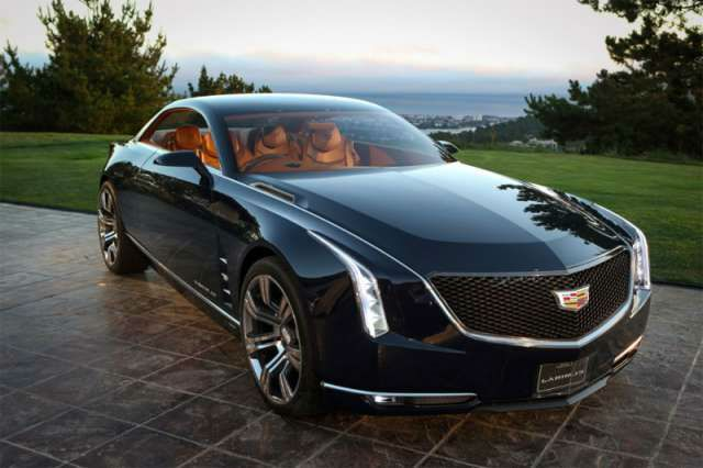 2017 Cadillac Eldorado Black Caddy Pinterest Cadillac Cars