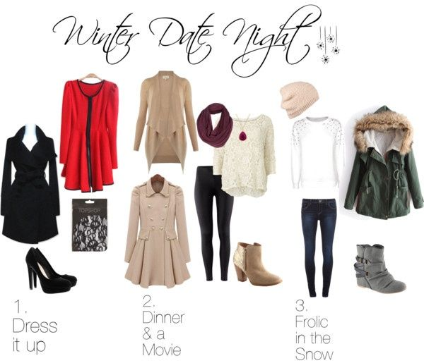 Winter Dressy Casual Outfits
