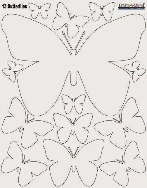 Kreatv Gyjtemnyem  MoldesVarios    Butterfly