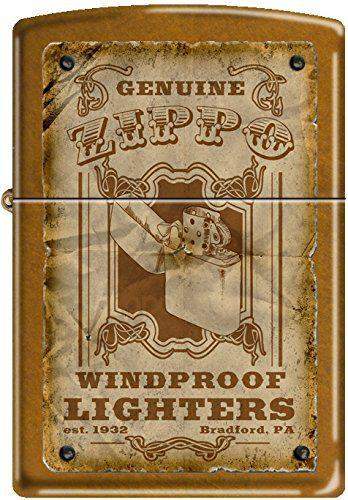 Buy Zippo Genuine Zippo Vintage Windproof Lighter Bradford Pa Poster Toffee New Rare Topvintagestyle Com Free Deliver Zippo Lighter Zippo Windproof Lighter