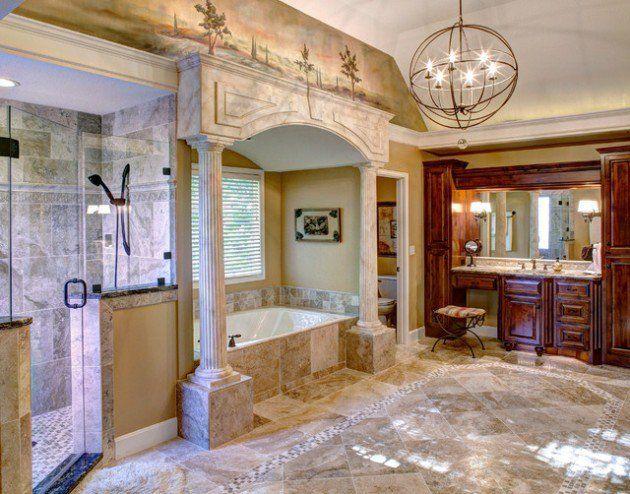 Mediterranean Bathroom Design 15 Luxury Mediterranean Bathroom Designs  Dreamy Bathrooms