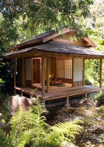 Resultado de imagem para cabanas selvagens casa mata - Asian house designs and floor plans ...