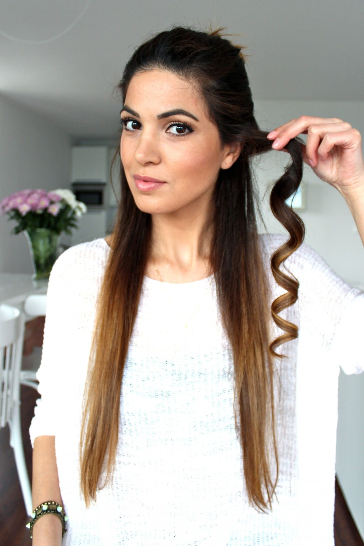 how to use hair mousse for wavy hair