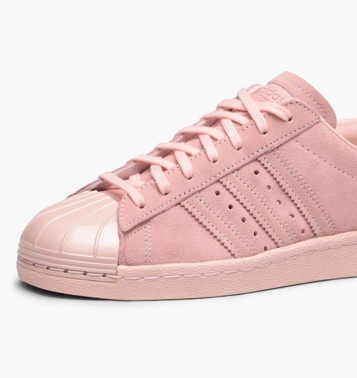 Sportschoenen Adidas Superstar 80s Metal Toe W CP9946 rosa