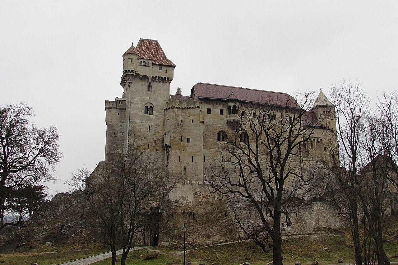 Castle Burg Lichtenstein Castle Lichtenstein Castle Burglichtenstein Castle Lichtenstein Burg Festungen Steine