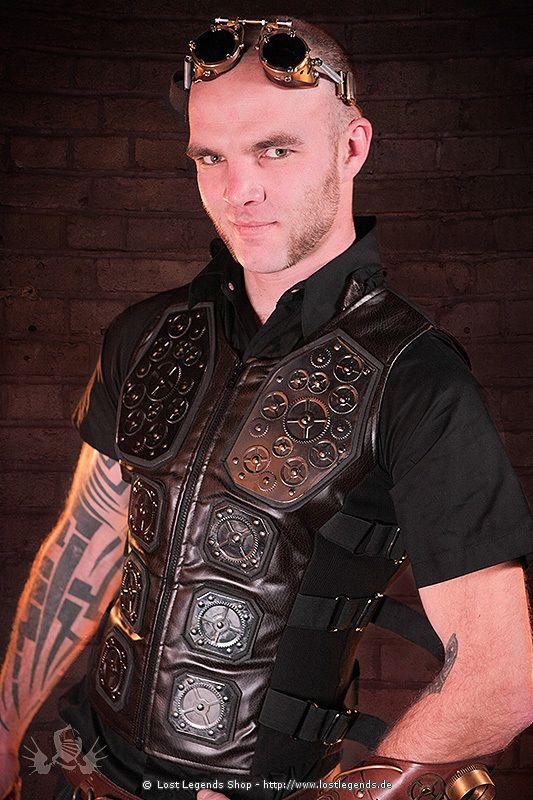 I love the vest.