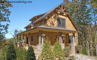 36 Fascinating Simple Rustic House Plans Solution Rumah Impian Denah Rumah Rumah