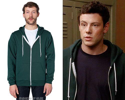 Finn Hudson Fashion