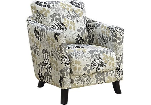 Fawnhollow Beige Accent Chair Upholstered Accent Chairs Accent
