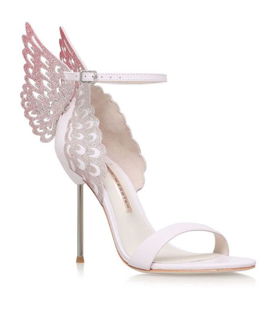 bf51229ba Gorgeous Sophia Webster Butterfly Heels! Genuine: £495 Dupe: $25.50. Check  out my blog for the link to the dupe and tips on how to navigate AliExpress.