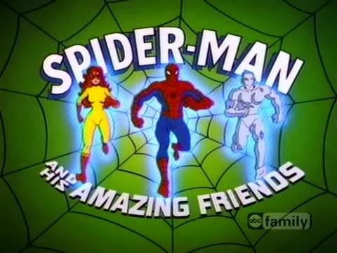 As a kid this was my weekly Saturday morning dose of super hero fun!