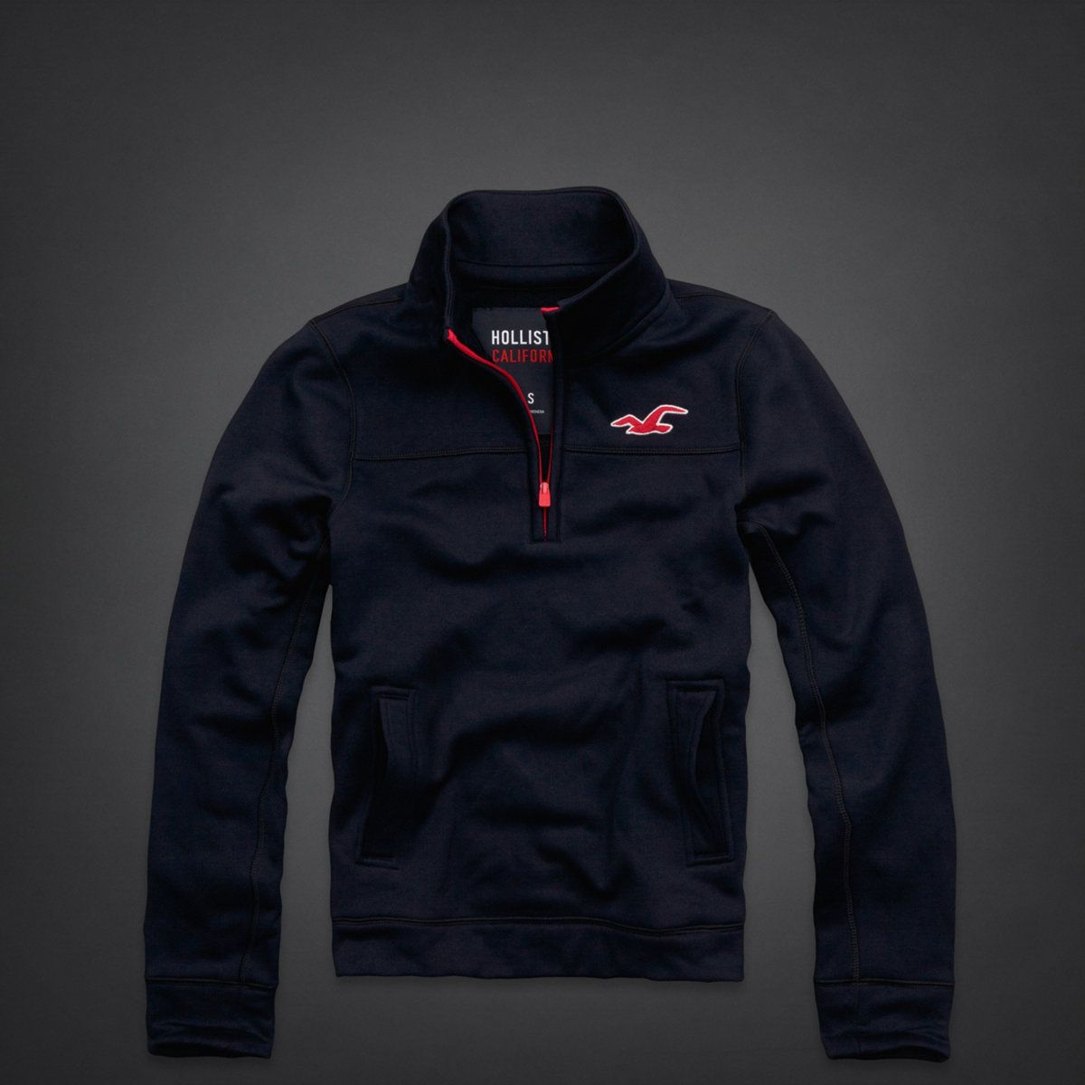 hollister co jackets