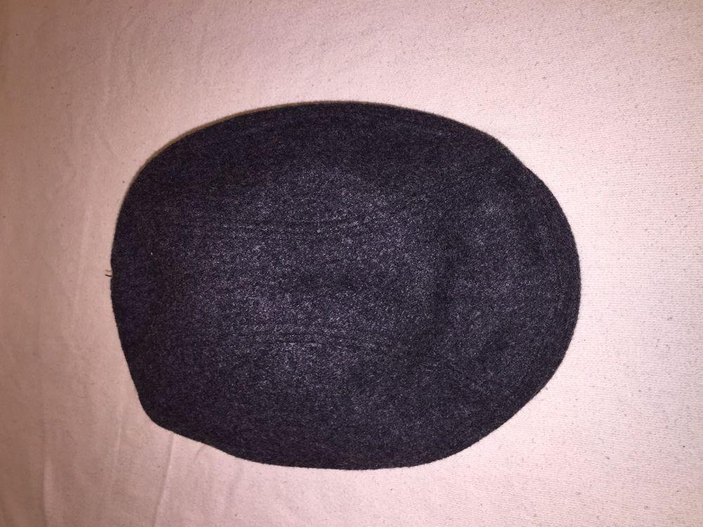 8b9ffe89a1ffc New York Hat Co. Black Newsboy cap Cabbie Hat Large Wool Made In USA   TheNewYorkHatCompany  NewsboyCap